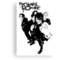 My Chemical Romance Canvas Print