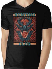 Hunting Club: Glavenus Mens V-Neck T-Shirt