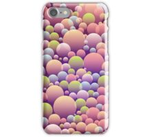 Pastel Balls iPhone Case/Skin