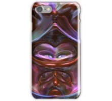 Organica Metallica III iPhone Case/Skin