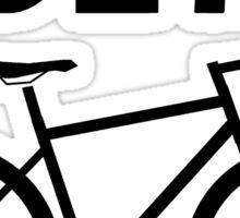 Ride Me (Bike) Sticker