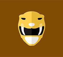Mighty Morphin Power Rangers - Yellow Ranger by gmorningnight