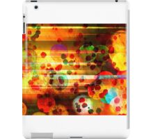 Galaxy and Stars in Colours iPad Case/Skin
