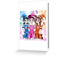 Doremi Greeting Card