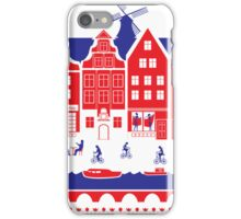 Amsterdam, Netherlands iPhone Case/Skin