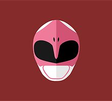 Mighty Morphin Power Rangers - Pink Ranger by gmorningnight