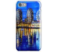 Vancouver British Columbia, Canada iPhone Case/Skin
