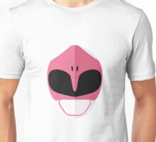Mighty Morphin Power Rangers - Pink Ranger Unisex T-Shirt