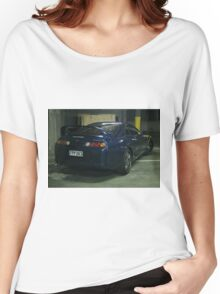 Toyota Supra RZ Women's Relaxed Fit T-Shirt