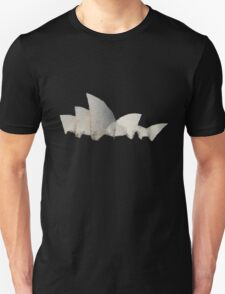 Polytecture Art : Opera House of Sydney T-Shirt