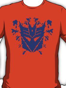 Decetiblot (blue) T-Shirt