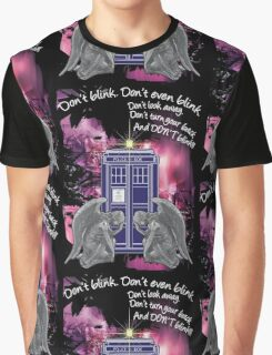 Weeping For The Tardis Graphic T-Shirt