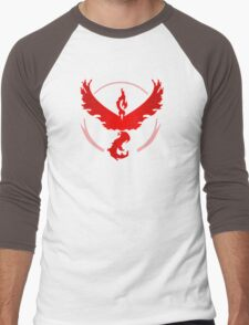 Team Valor - Pokemon GO Men's Baseball ¾ T-Shirt