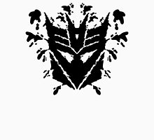 Deceptiblot (black) Unisex T-Shirt