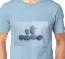 Beautiful Stones in the Dancing mode Unisex T-Shirt
