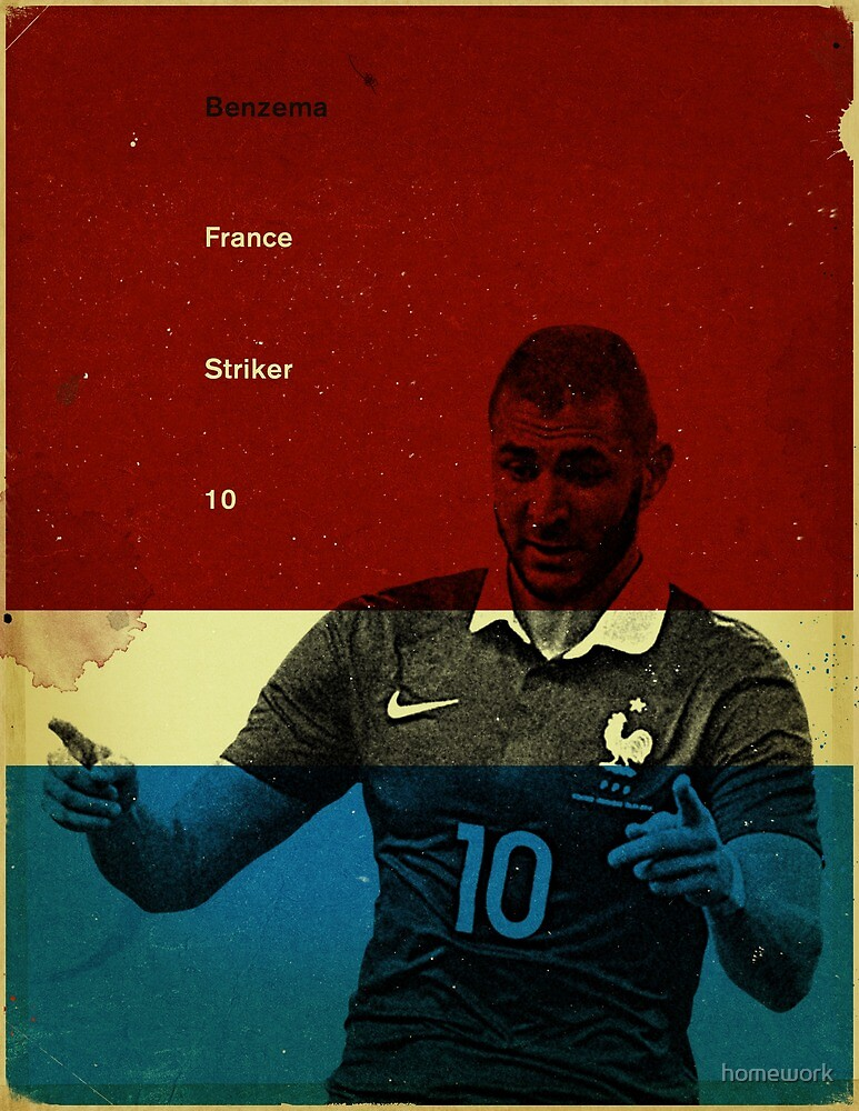 Benzema by homework