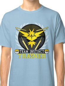 Team Instinct - Pokemon Go Classic T-Shirt