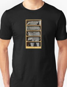 Shelf Portrait Unisex T-Shirt