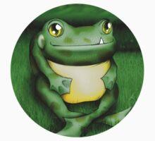 Happy Frog Kids Tee
