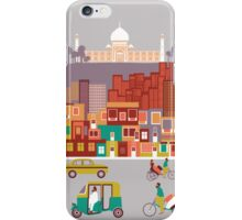 New Delhi, India iPhone Case/Skin
