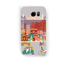 New Delhi, India Samsung Galaxy Case/Skin