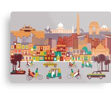 New Delhi, India Metal Print