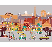 New Delhi, India Photographic Print