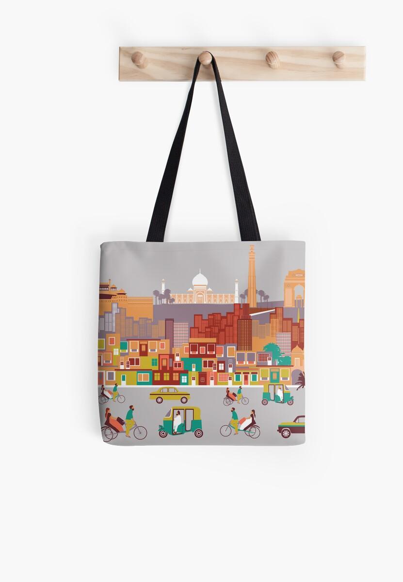 New Delhi, India by Fanatic  Studio