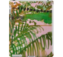 Thai Birds on a wire iPad Case/Skin