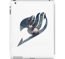 Fairy Tail - Grey iPad Case/Skin