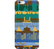 Bangkok, Thailand iPhone Case/Skin