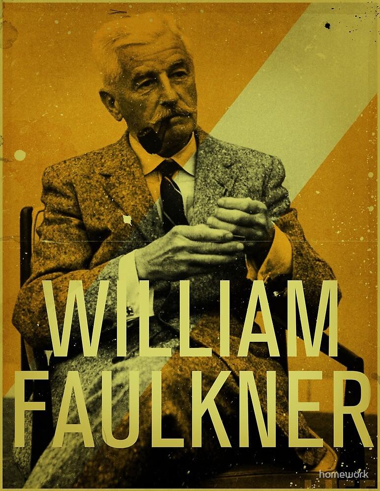 Faulkner by homework