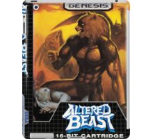 Altered Beast iPad Case/Skin