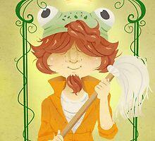 The Frog Prince by Shadyfolk