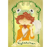 The Frog Prince Photographic Print