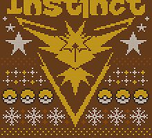 Instinct Ugly Sweater by machmigo