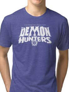 The Demon Hunters Tri-blend T-Shirt