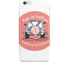 AOII is Better iPhone Case/Skin