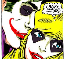 Crazy Little Thing Called Love by butcherbilly