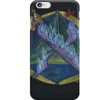 ALEF - 1 - The Mysteries of Oneness iPhone Case/Skin