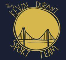 Kevin Durant's Sport Team Kids Tee