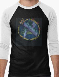 ALEF - 1 - The Mysteries of Oneness Men's Baseball ¾ T-Shirt