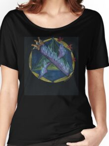 ALEF - 1 - The Mysteries of Oneness Women's Relaxed Fit T-Shirt