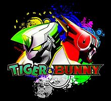 Tiger & Bunny by unlimitedimage