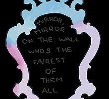 Mirror Mirror by pastelgrunge