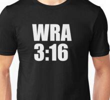 WRA 3:16 Unisex T-Shirt