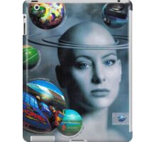Sega Saturn Ad iPad Case/Skin