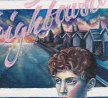 Blue Neighbourhood Sticker