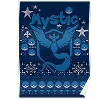 Mystic Ugly Sweater Poster