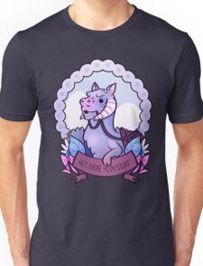 Hey There Hoth Stuff (Tauntaun) Unisex T-Shirt